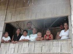 Las Misiones Vascas colaboran desde 1959 con la comunidad de Manabí