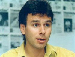 Michael Kasper, euskaltzale alemán