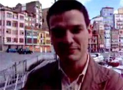 Jose Goicochea Australiak Biltzarrean dauzkan ordezkarietako bat da (argazkia BasqueHeritage.com)