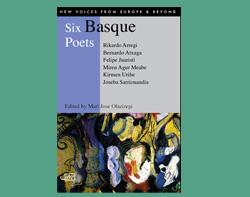 Portada del libro 'Six Basque Poets'