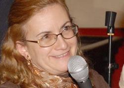 Itziar Albisu, presidenta del CV de Nueva York