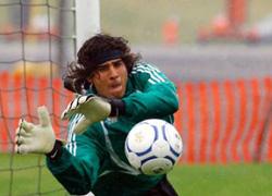 Guilermo Ochoa, portero de la selección mexicana, uno de los jugadores que podría interesar al Athletic