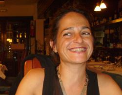 Iratxe Ormatza, escritora del libro <i>Hegoak</i>