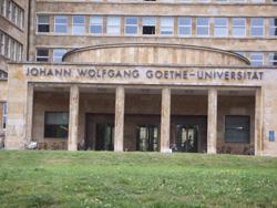 Frankfurteko Goethe Unibertsitatea