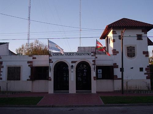 Basque headquarters in Chascomús