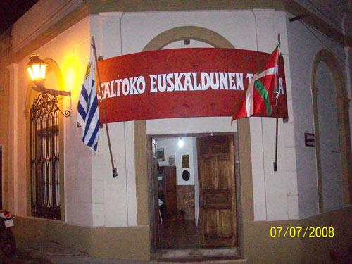 Saltoko Euskaldunen Taldea Euskal Etxearen egoitza