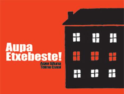 Ikusleek 'Aupa Etxebeste' euskal filma ikusi ahal izango dute, beste zenbait lanen artean, Montevideoko Euskal Zine Astean