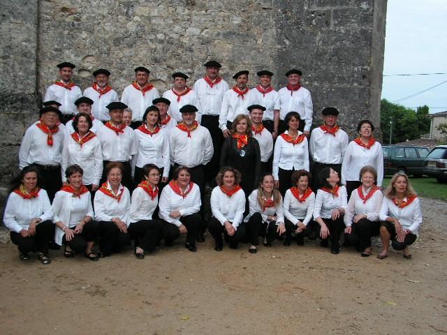 La coral bordelesa Bestalariak participará en varios eventos del festival (foto BordeleEE)