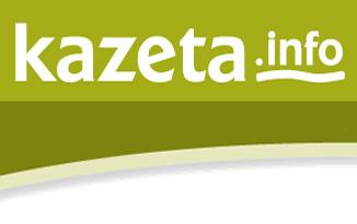 Kazeta.info egunkariaren logotipoa