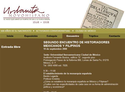 'Urdaneta Novohispano: el vasco que abrió las puertas de Asia a la Nueva España (1508-1568)