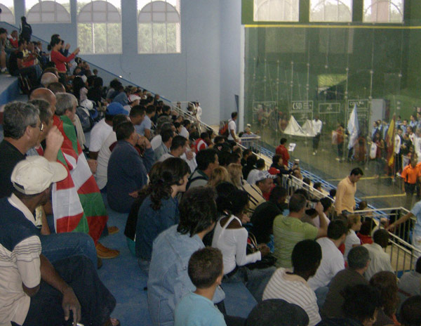 Imagen de la inauguración del Mundial (foto JMA-EuskalKultura.com)