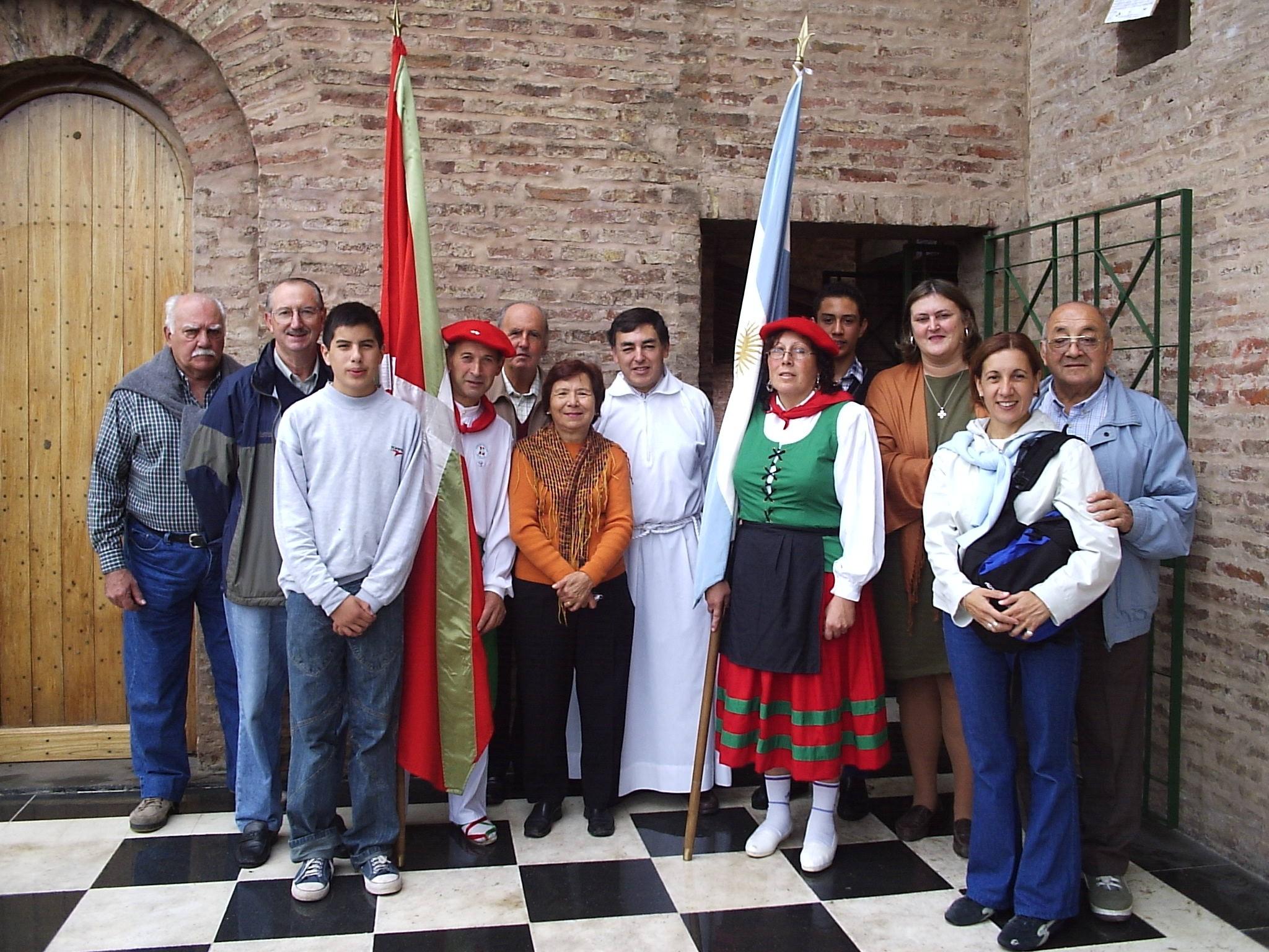 Iazko Aberri Eguneko ospakizuna Jose C. Pazeko Euskal Etxean (argazkia JoseCPazEE)