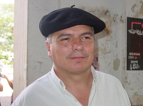 César Arrondo (foto EuskalKultura.com)