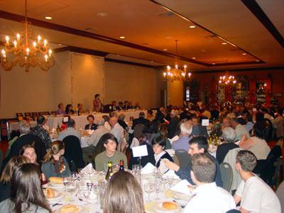 SBSAren 'Hall of Fame'ren aurreko edizio bat, Kaliforniako San Frantziskon (argazkia EuskalKultura.com)
