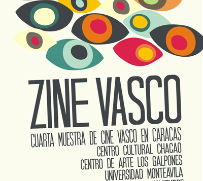 Zinevasco's fourth edition poster that begins on Monday in Caracas