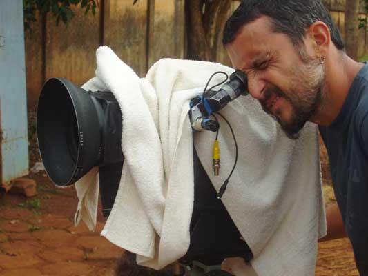 Maximiliano González, cineasta argentino