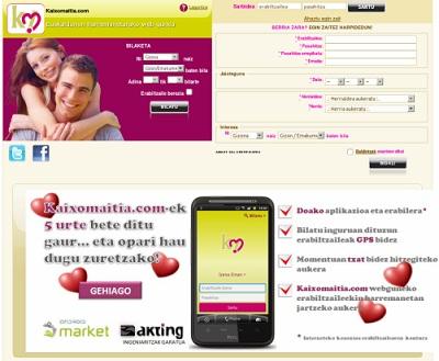 Imagen de la web KaixoMaitia.com