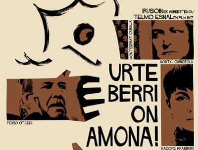 Poster for Urte berri on, amona!