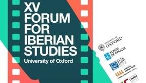 Cartel del XV Foro de Estudios Ibéricos de la Universidad de Oxford