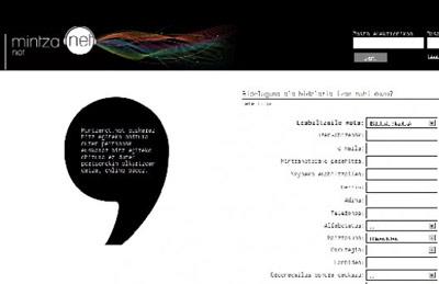 Mintzanet.net's homepage