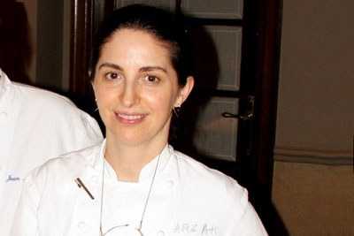 Chef Elena Arzak (photo JLastra)
