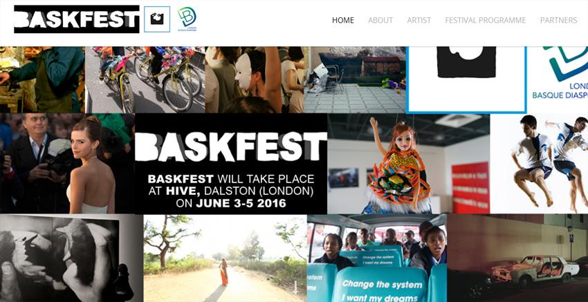 BaskFest 2016 website