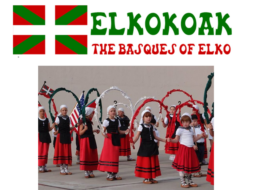 The Basque community in Elko has organized a local Basque event next Saturday at the clubhouse and at the Star Hotel