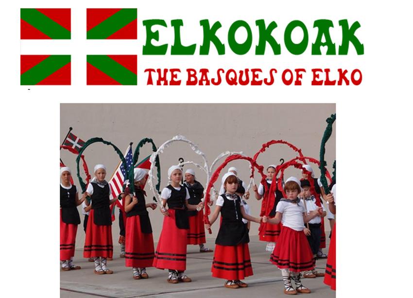 La comunidad vasca de Elko ha organizado un evento vasco local este próximo sábado en su sede y en el Star Hotel