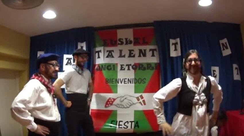 """""""Euskal Talent"""" bideoa izan zen irabazlea"""