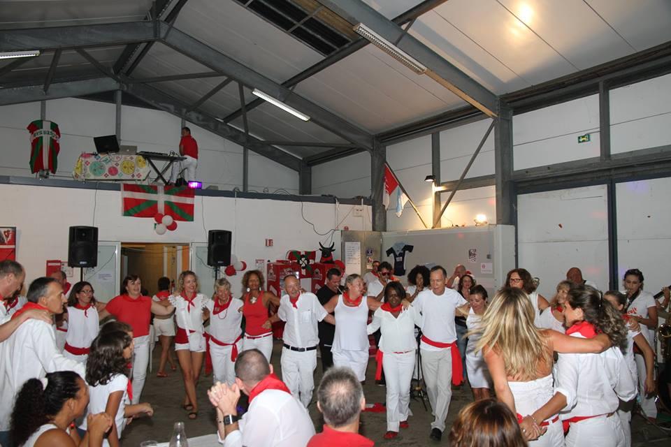 Reunion Uharteko Euskal Elkartearen 3. Urteurreneko Festa (argazkia Association des Basques de l'Île de la Réunion AB974)