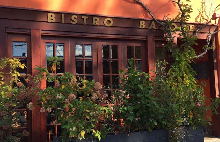 Bistro Basque in Milford, CT (photo BB)