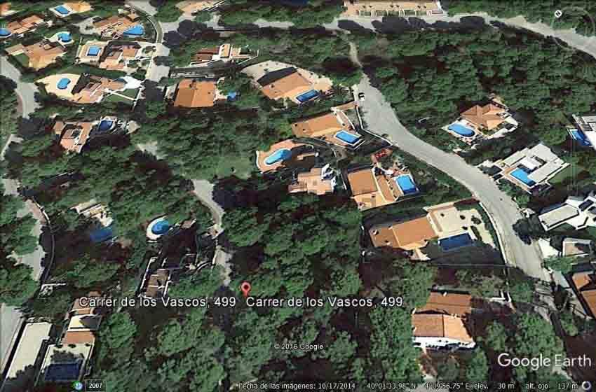 Carrer de los Vascos, Mercadal, Iles Balears