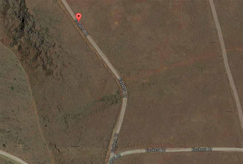 Euskera Ct, Spnish Springs, NV (Google Maps)