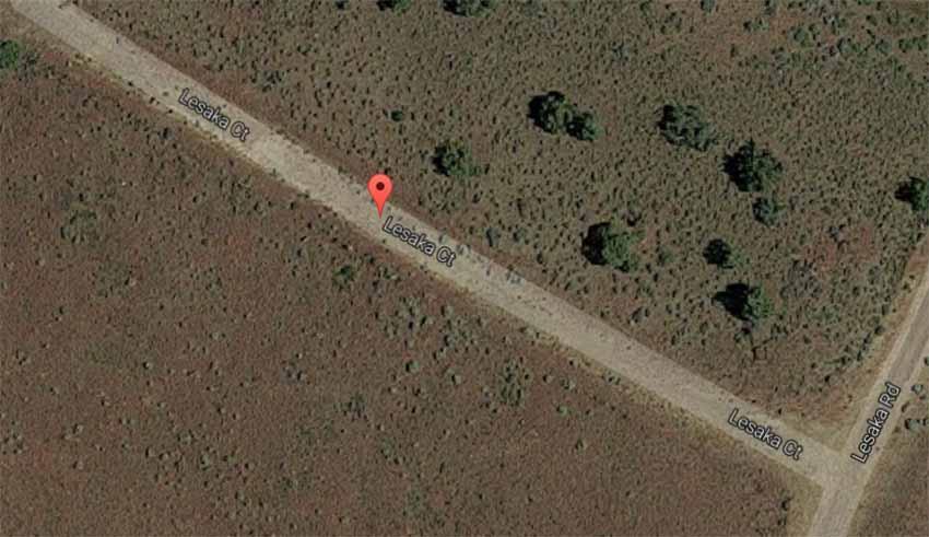 Lesaka Ct, Spanish Springs, NV (Google Maps)