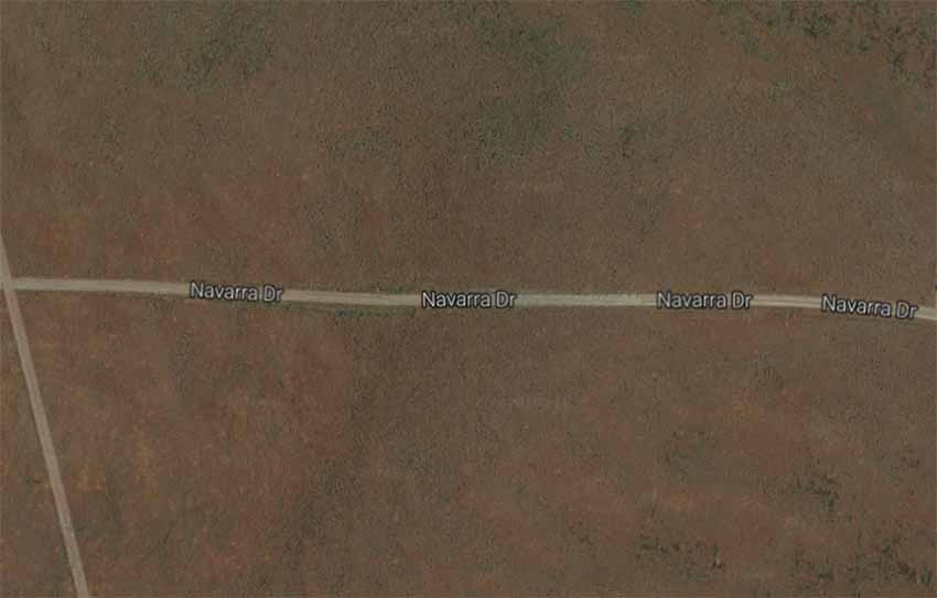 Navarra Drive, Nevada (Google Maps)