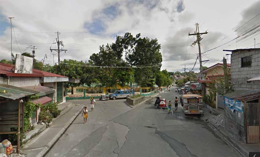 Norzagaray, Philippines (Google Maps)
