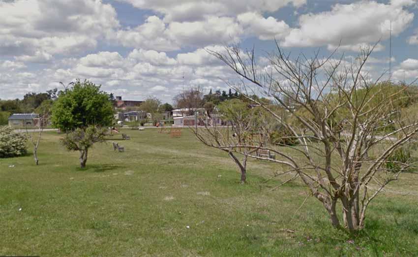 Plaza de los Vascos Nueva Helvecia (Google Maps)
