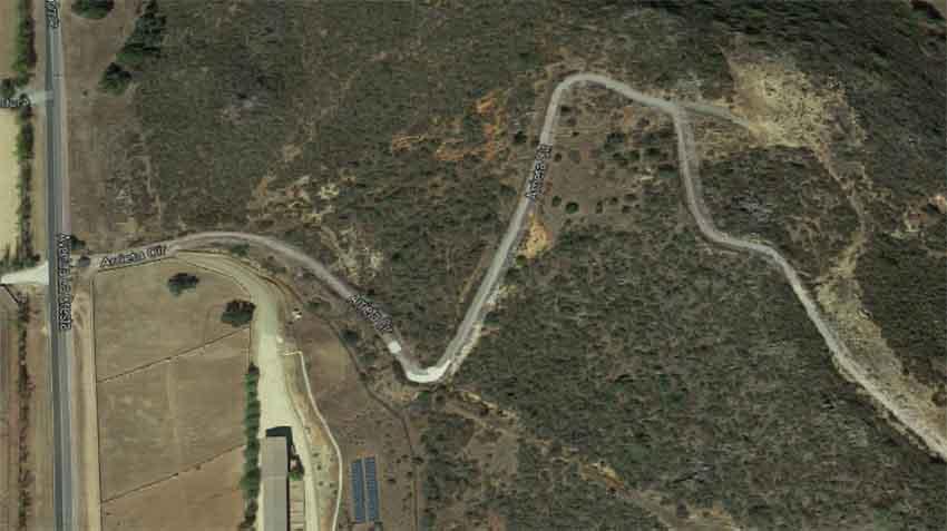 Arrieta Circle Murrieta CA (photo Google Earth)