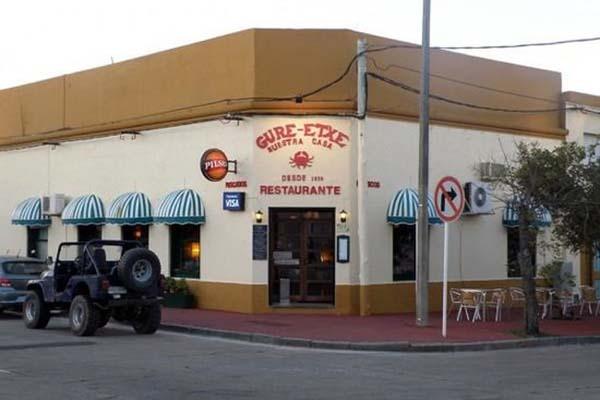 El restaurante Gure Etxe (foto Tripadvisor)