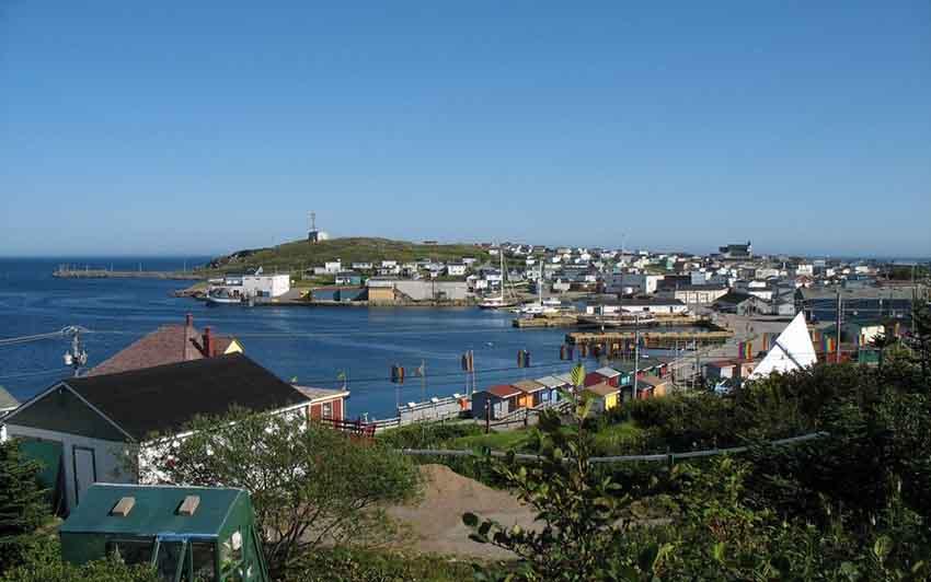 Port Aux Basques Ternua Kanada (arg. GeorgGollmann)