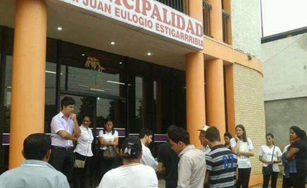 Municipalidad Dr. Juan Eulogio Estigarrabia Paraguay