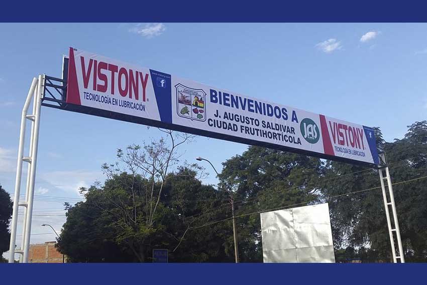 Juan Augusto Saldívar hiria Paraguay (arg. jas.gov.py)