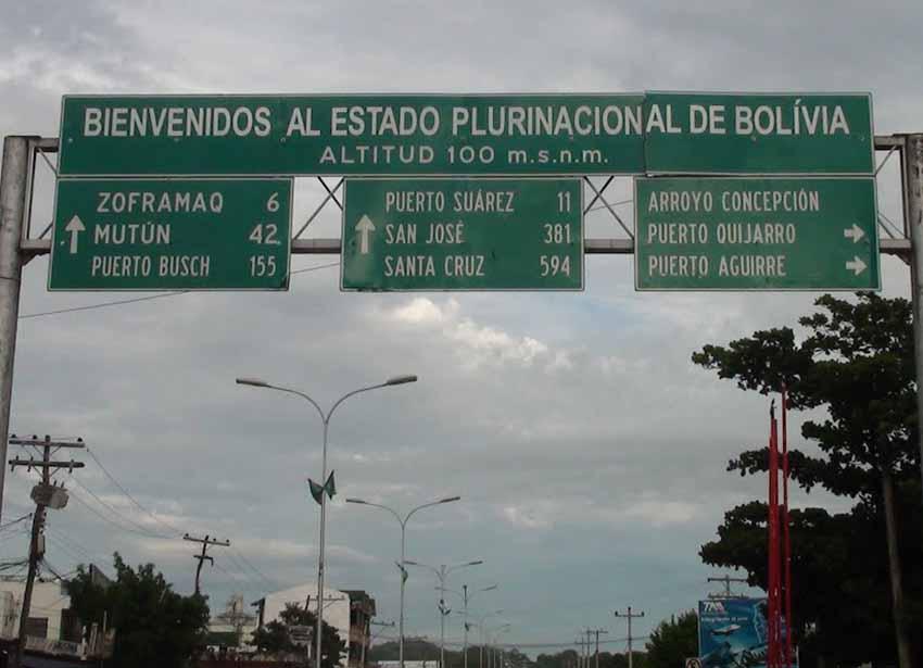 Puerto Aguirre Bolivia (arg. FabrizzioCedraz)