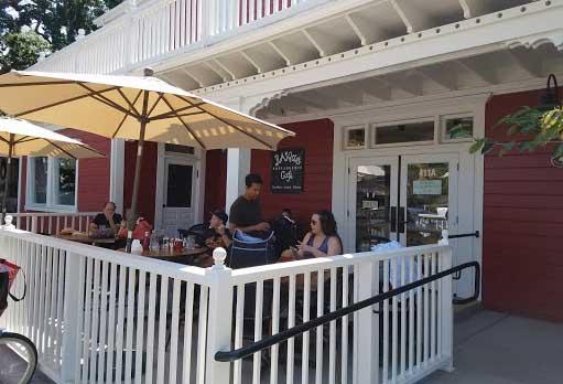 Basque Boulangerie & Cafe, Danville, CA (arg. Basque Boulangerie)