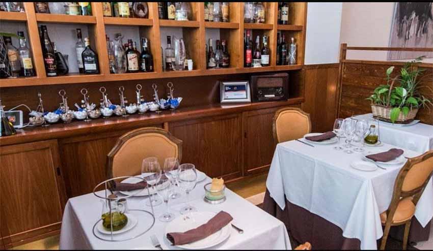 Restaurant Goizeko Kabi Madrid