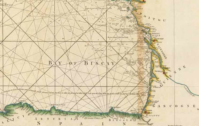 Biscay, Bizkaiko Badiatik hartzen du izena tabernak