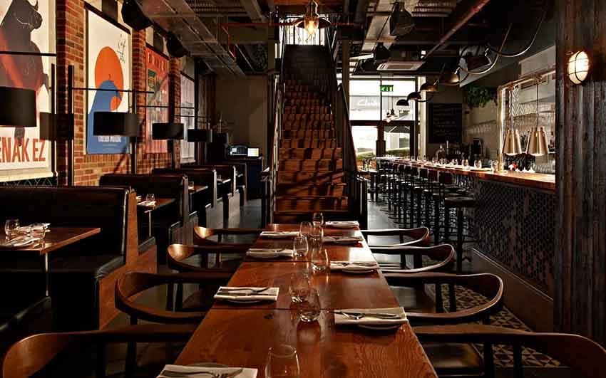 Basque Kitchen & Bar (foto MadeByAnalogue.co.uk)