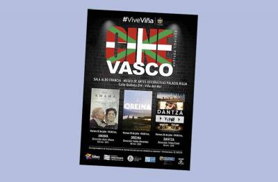 The Basque Film Series will be presented July 12, 19 and 26th in Viña del Mar.  The inauguration cocktail will take place this Friday at 7pm