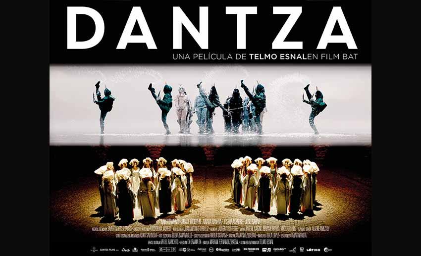 'Dantza', de Temo Esnal. Otros largometrajes suyos son 'Urte berri on, amona!' (2011) y 'Aupa Etxebeste!' (2005)