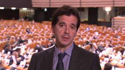 Mikel Irujo (arg. European Alliance CoR)